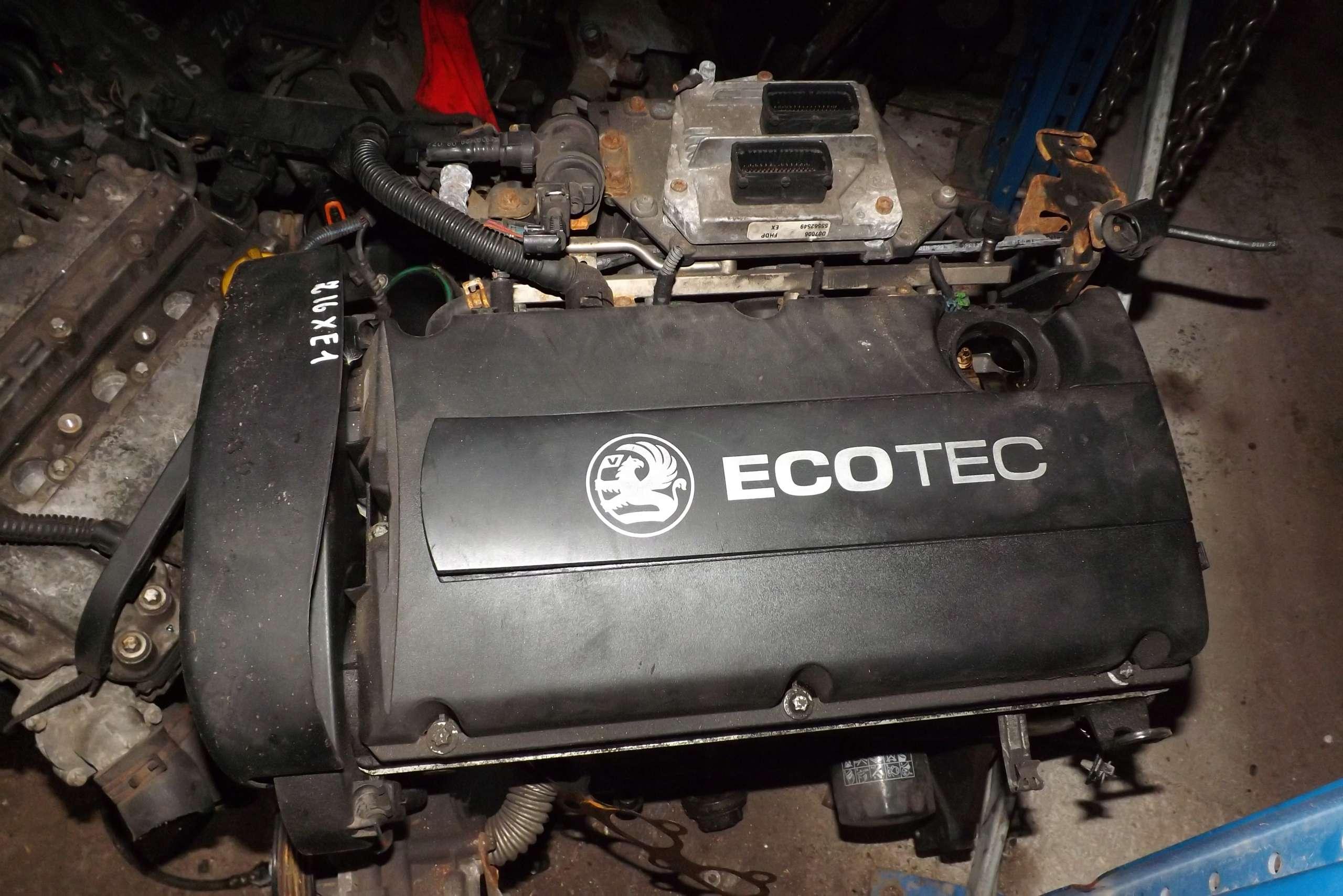 Opel motor z16xe1